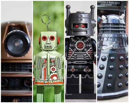 Hordes of marauding robots