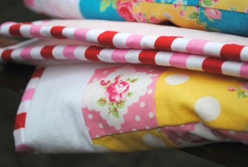 Flower sugar quilt 6
