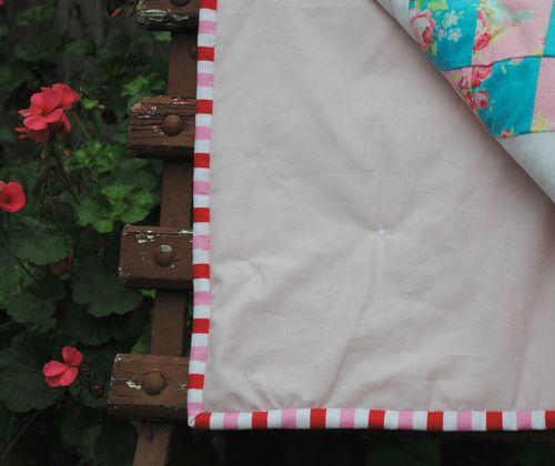 Flower sugar quilt 3