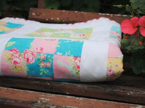 Flower sugar quilt 1