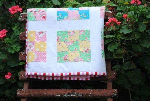 Flower sugar quilt 2