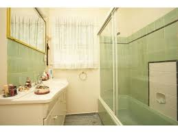 Original bathroom with 70s updates
